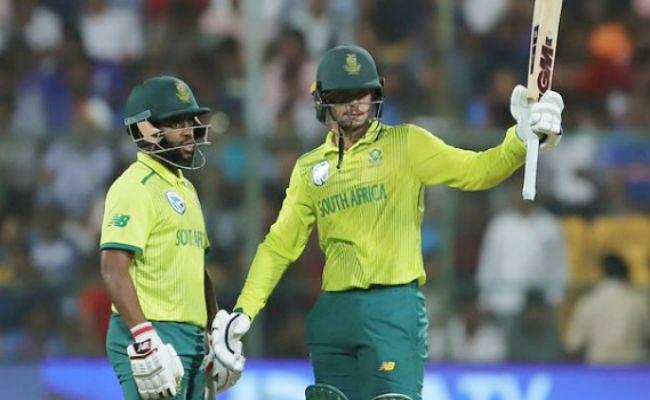 बारिश में धुला दक्षिण अफ्रीका और बोर्ड अध्यक्ष एकादश अभ्यास मैच का पहला दिन