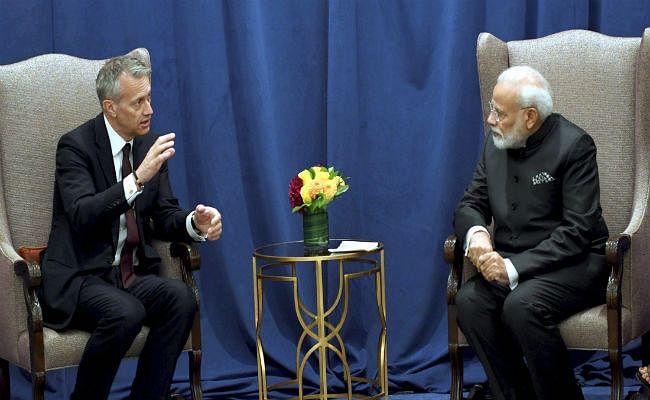 PM Modi ने ग्लोबल कंपनियों के प्रमुखों से की स्टार्टअप इंडिया का लाभ उठाने की अपील, कुपोषण और कचरा प्रबंधन पर दिया जोर