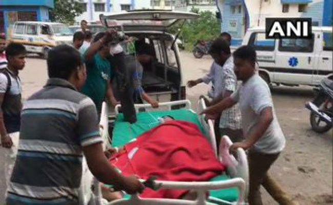 पश्चिम बंगाल : सिलीगुड़ी में अस्पताल के CCU में लगी आग, एक मरीज की गयी जान
