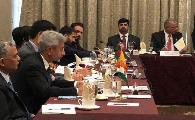 जयशंकर ने पाक पर साधा निशाना, कहा- दक्षिण एशिया में सहयोग के लिए पूर्व शर्त है आतंकवाद का खात्मा