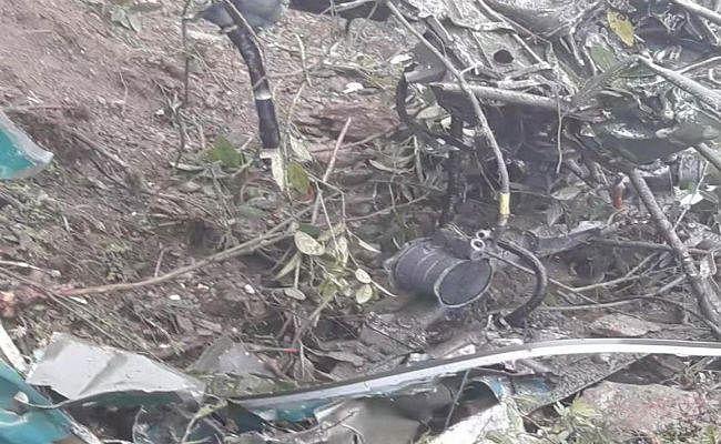 भूटान में सेना का हेलीकॉप्टर दुर्घटनाग्रस्त, दोनों पायलटों की मौत
