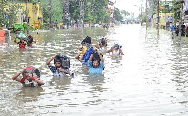 Weather forecast, Bihar Flood Updates: उत्तर बिहार की लाखों की आबादी बाढ़ से प्रभावित, सरकार की व्यवस्था नदारद : माले