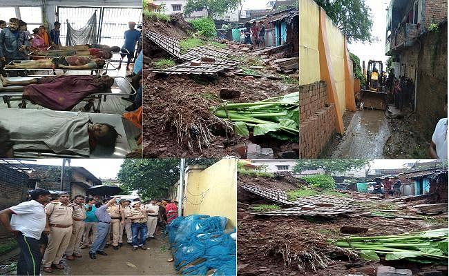 मूसलाधार बारिश से बेहाल बिहार, पटना में बाढ़ तो भागलपुर में ढही दीवार, 6 की मौत, 1 गंभीर