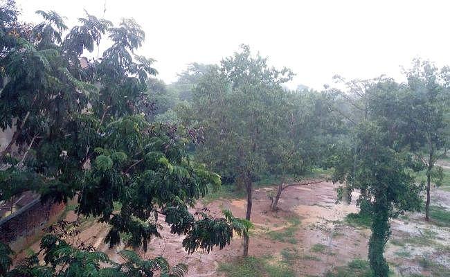 आ गया मौसम विभाग का रिकॉर्ड, झारखंड में बारिश की कमी हो गयी पूरी
