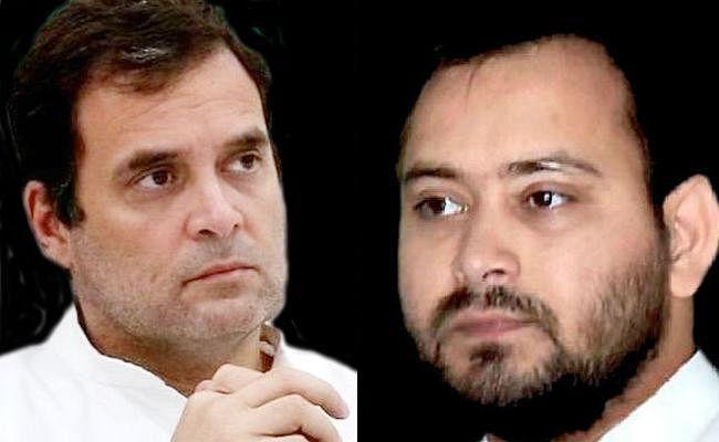 Bihar Chunav 2020 : 'पप्पू के बाद अब छोटे पप्पू को थोपने की कोशिश में कांग्रेस'- राहुल गांधी और तेजस्वी यादव पर JDU का बड़ा अटैक