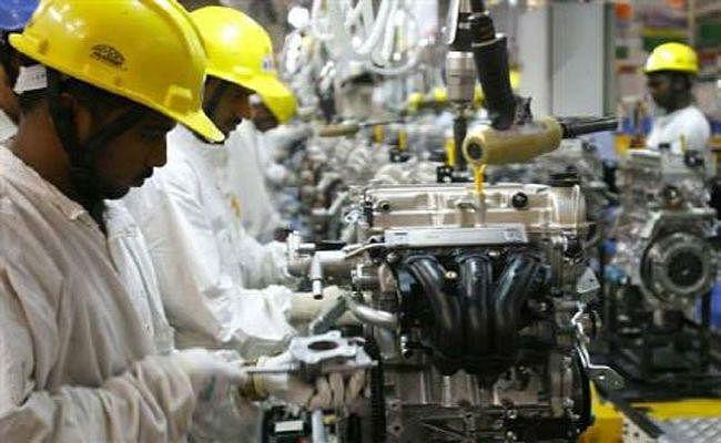 अगस्त के दौरान आठ बुनियादी उद्योगों के उत्पादन में 0.5 फीसदी गिरावट दर्ज