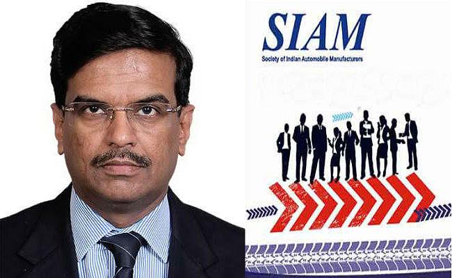 वाहन निर्माताओं के संगठन सियाम के नये महानिदेशक बने राजेश मेनन