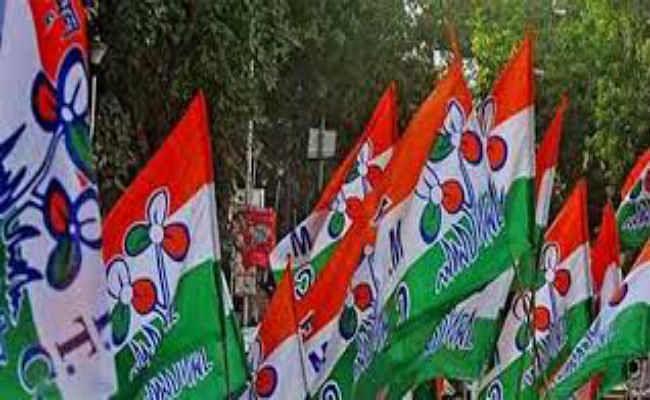 विधायक से मारपीट के खिलाफ दिनहाटा में धिक्कार रैली