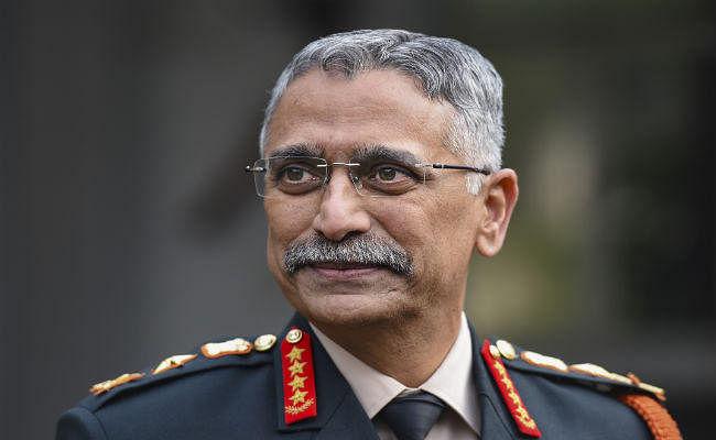 सेना प्रमुख ने कहा- चीन से लगती सीमा पर शांति से सीमा विवाद समाधान की उम्मीद