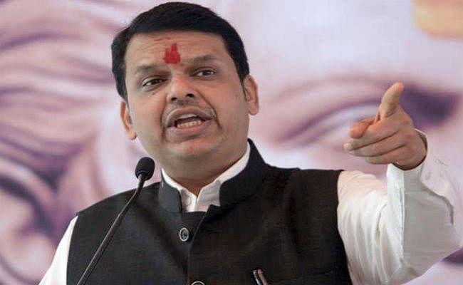 फडणवीस का तंज- 'दिल्ली के मातोश्री'' से नियंत्रित होगी महाराष्ट्र सरकार