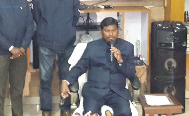 रांची में बोले अर्जुन मुंडा : NRC को CAA से जोड़ना दुर्भाग्यपूर्ण, भाजपा की हार की चर्चा पार्टी फोरम पर