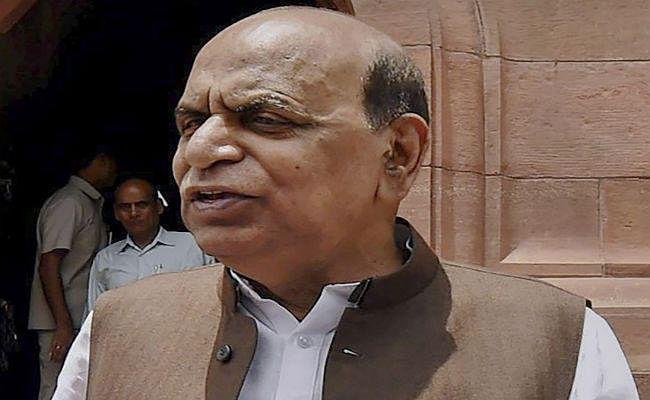 राकांपा के वरिष्ठ नेता डीपी त्रिपाठी का निधन, पवार ने बताया व्यक्तिगत क्षति