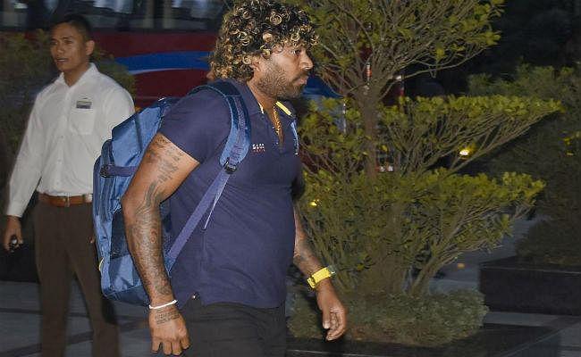 टीम इंडिया के खिलाफ टी-20 शृंखला के लिए गुवाहाटी पहुंची श्रीलंकाई टीम