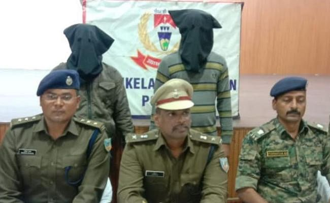 झारखंड पुलिस को मिली बड़ी सफलता, सरायकेला में 5 पुलिसकर्मियों की हत्या में शामिल 2 हार्डकोर नक्सली गिरफ्तार