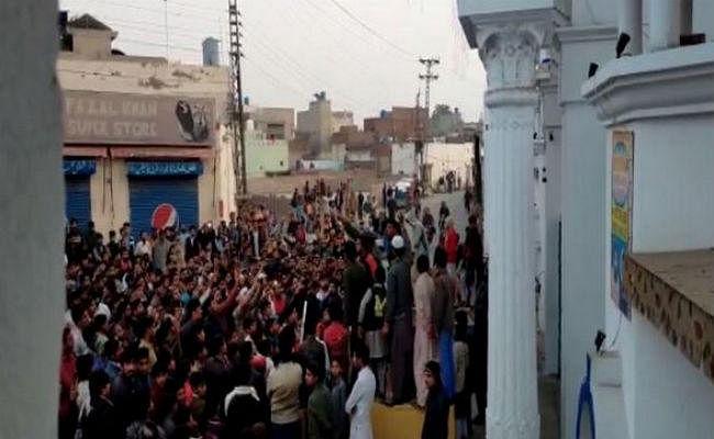 पाकिस्तान में गुरुद्वारा ननकाना साहिब पर हमला, भारत ने जताया कड़ा एेतराज