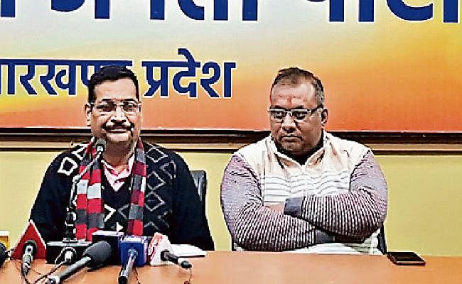 सीएए के समर्थन में भाजपा का जनसंपर्क अभियान आज से, महामंत्री ने कहा- विपक्ष सीएए पर तुष्टीकरण की राजनीति कर रहा