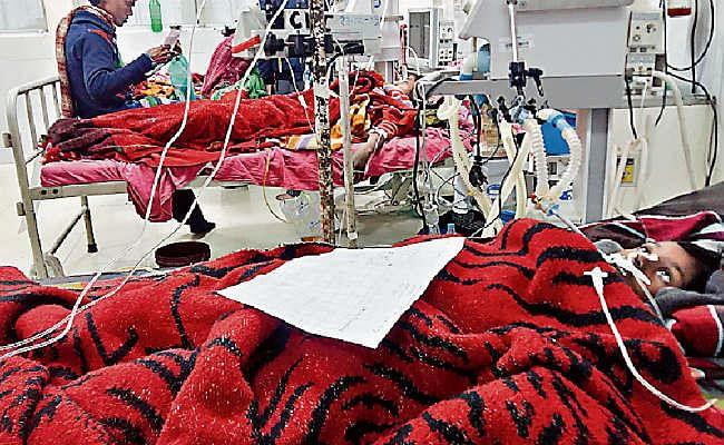 झारखंड के सबसे बड़े अस्पताल रिम्स में इलाज के दौरान 60 दिन में 178 बच्चों की मौत