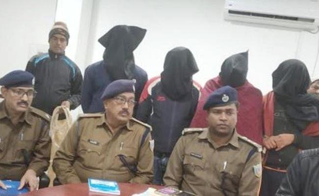 झारखंड में चार नक्सली गिरफ्तार, पलामू की पुलिस ने सर्च ऑपरेशन के दौरान पकड़ा