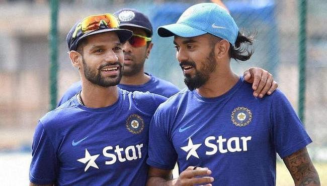 IND vs SL: दूसरा T-20 मैच कल, केएल राहुल के साथ सलामी बल्लेबाजी की दौड़ में धवन पर बढ़ा दबाव