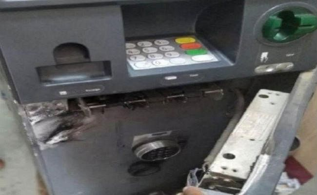 iPhone खरीदने के लिए 12वीं के छात्र ने की एटीएम तोड़कर चोरी की कोशिश