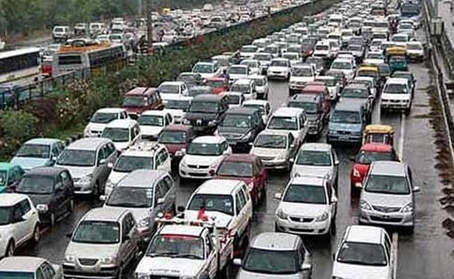 मोटर वाहन विधेयक में किये गये संशोधनों की जानकारी मंत्रिमंडल को दी गयी