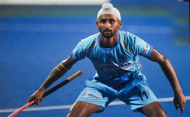 हॉकी स्ट्राइकर मंदीप सिंह जीत के साथ करना चाहते हैं साल की शुरुआत