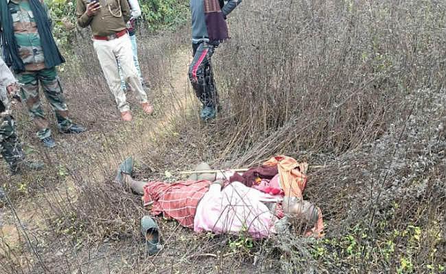 छतरपुर : बगमनवा जंगल में मिला शख्स का शव, जमीन विवाद में हत्या की आशंका