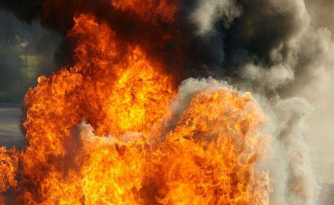 पटाखा बनाने के सामान से हुआ विस्फोट, भीषण धमाके से दहला दरभंगा