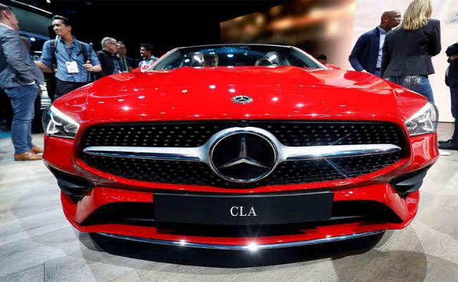 बिक्री में गिरावट के बाद भी 2019 में टॉप लग्जरी वाहन विक्रेता रही मर्सिडीज-बेंज इंडिया