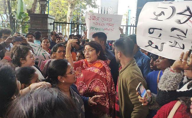 बंगाल में महिलाओं के खिलाफ हो रहे अपराध को छिपाने की कोशिश कर ही हैं मुख्यमंत्री : लॉकेट चटर्जी