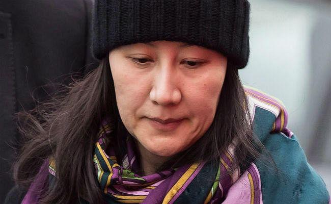 Huawei की वांझोऊ को अमेरिका प्रत्यर्पित कर सकता है कनाडा