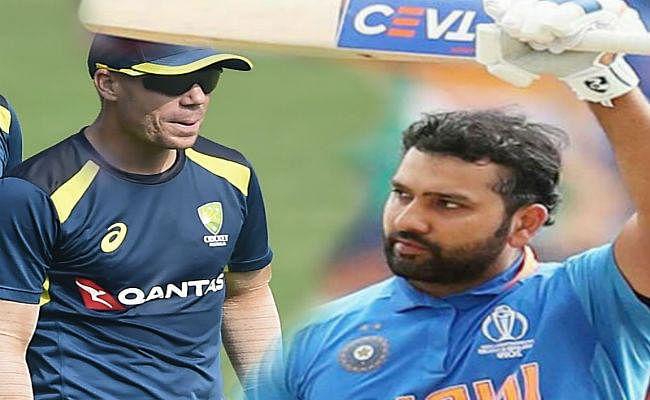 रोहित और वार्नर के बीच मुकाबला देखने के लिए बेताब है यह खिलाड़ी