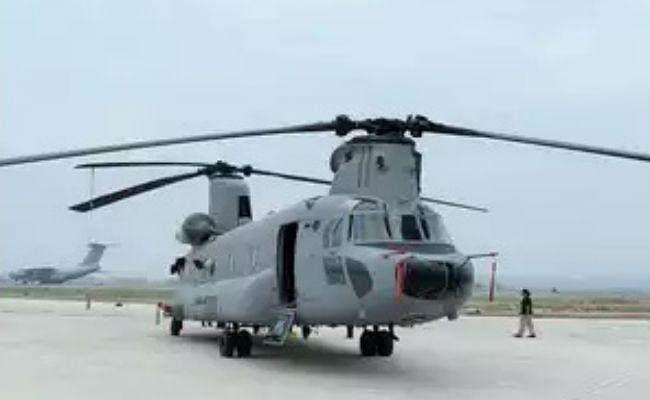 गणतंत्र दिवस: फ्लाईपास्ट में पहली बार दिखेंगे चिनूक-अपाचे हेलीकॉप्टर, वायुसेना की झांकी में होंगे राफेल-तेजस