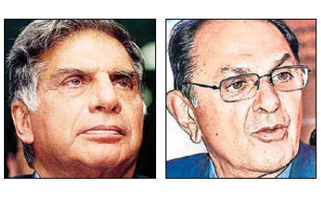 नुस्ली वाडिया ने रतन टाटा पर दायर मानहानि का केस वापस लिया