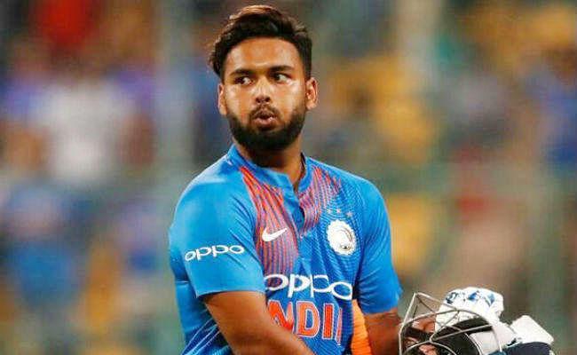 पंत के सिर में गेंद से लगी चोट, दूसरे वनडे के लिए टीम के साथ नहीं जाएंगे राजकोट