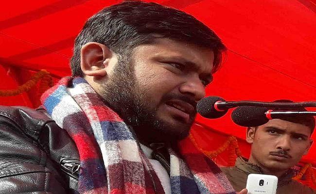 बिहार पहुंचे कन्हैया ने केंद्र पर बोला हमला, कहा- युवाओं को नहीं मिला रोजगार, अर्थव्यवस्था हुई कमजोर