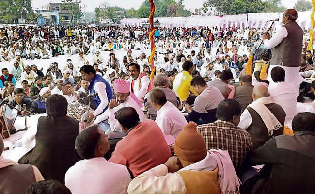 विस चुनाव रामगढ़ से लड़ेंगे : अंबिका