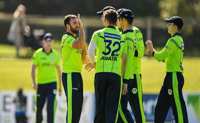 आयरलैंड ने पहले T-20 मैच में विश्व चैम्पियन वेस्टइंडीज को हराया, 6 ओवर में ठोके 93 रन