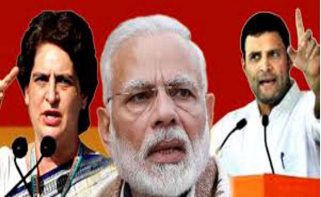 राहुल-प्रियंका ने साधा निशाना- DSP दविंदर का संरक्षक काैन? प्रधानमंत्री और गृह मंत्री जवाब दें