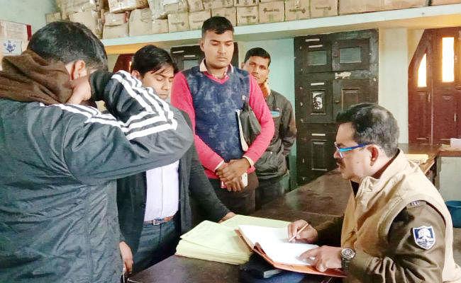 समस्तीपुर में अपराधियों ने फाइनेंस कंपनी के कर्मियों को कब्जे में लेकर कार्यालय से लूटे 17 लाख रुपये