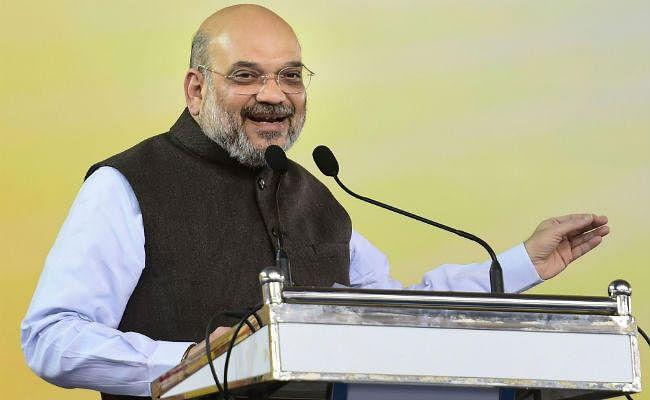 अमित शाह ने कांग्रेस को दी चुनौती, सीएए भारतीय मुस्लिमों की कैसे छीनेगा नागरिकता?