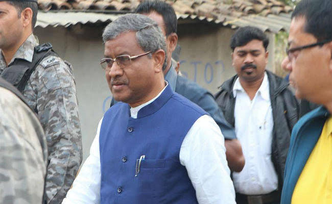 भाजपा अपना एजेंडा पूरा कर रही है तो विरोध क्यों -  बाबूलाल