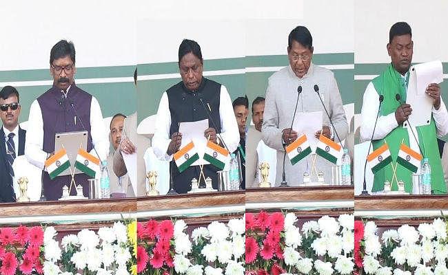 झारखंड: सोनिया-राहुल से मिल कर रांची लौटे कांग्रेस विधायक, 26 से पहले मंत्रिमंडल का हो सकता है विस्तार
