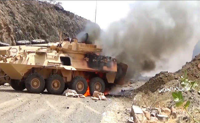 यमन में मिसाइल, ड्रोन हमले में 83 सैनिकों की मौत, 148 घायल
