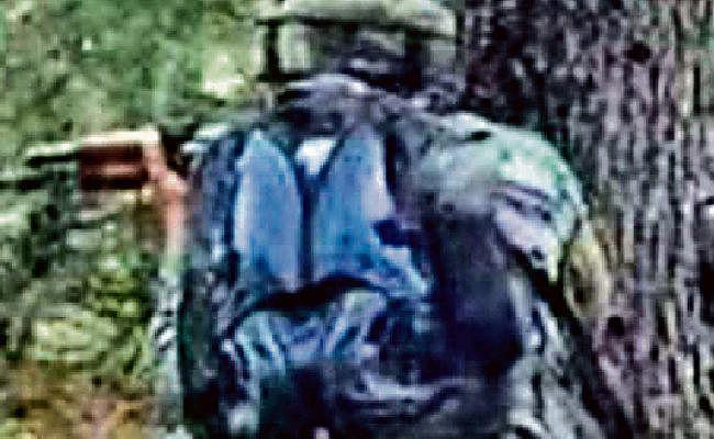 त्रिशूल की तरह नक्सलियों को सीमावर्ती क्षेत्रों में घेरने के लिए शुरू हुआ ऑपरेशन