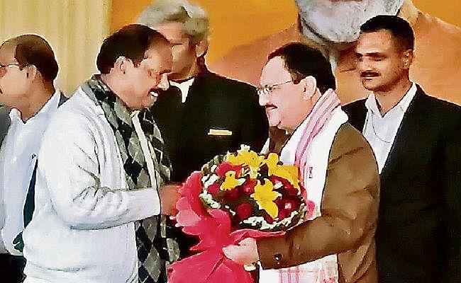 रांची : अमित शाह की तरह नड्डा भी होंगे सफल : रघुवर दास