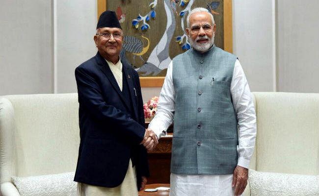 प्रधानमंत्री मोदी और नेपाली प्रधानमंत्री ने जोगबनी-विराटनगर निगरानी चौक का उद्घाटन किया