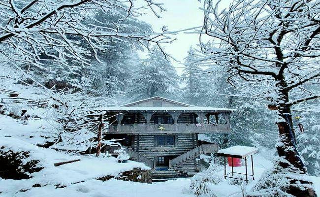 शिमला ट्रिप कैंसिल हो गया! कोई बात नहीं, हम आपके लिए लाये हैं बर्फबारी की कुछ खूबसूरत तस्वीरें