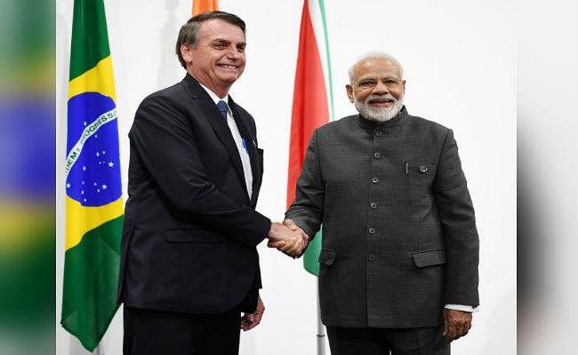 ब्राजील के राष्ट्रपति बोल्सनारो होंगे 71वें गणतंत्र दिवस के मुख्य अतिथि, पीएम मोदी का न्योता कबूला