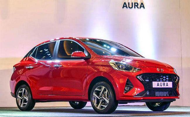 Hyundai Aura भारत में लॉन्च, कीमत 5.79 लाख रुपये से शुरू